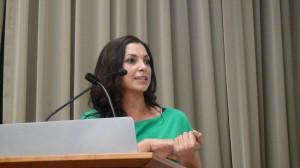 Aida Cardenas, Building Skills Partnership and UCLA Alumna